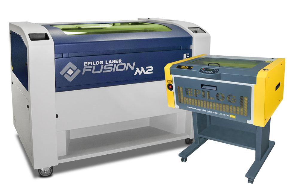 Fiber Laser Series: Metal Etching Laser Machines from Epilog